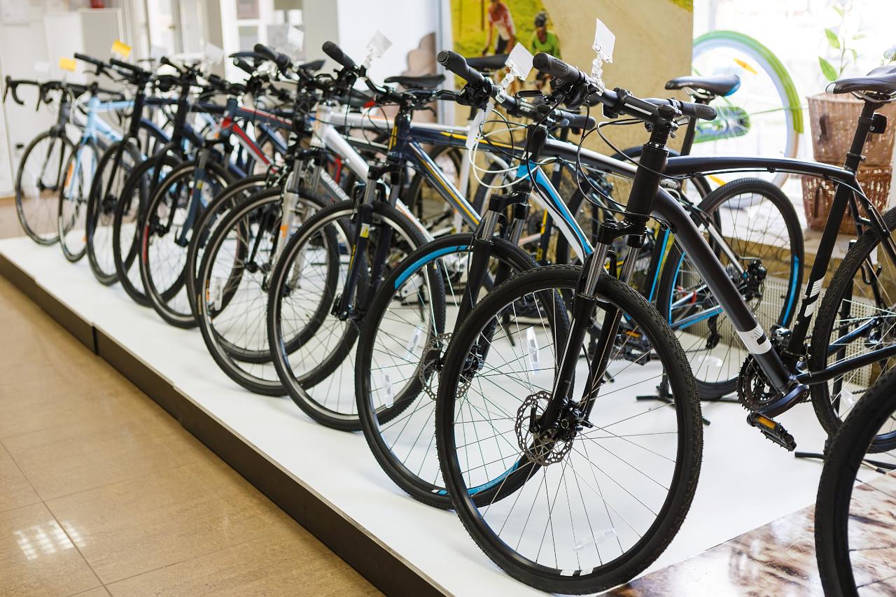 zakup rowera